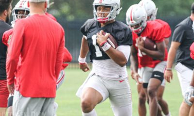 Justin Fields-Ohio State football-Ohio State Buckeyes-Ohio State-Buckeyes