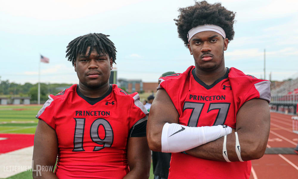 paris johnson-darrion henry-paris johnson ohio state-darrion henry ohio state-paris johnson buckeyes
