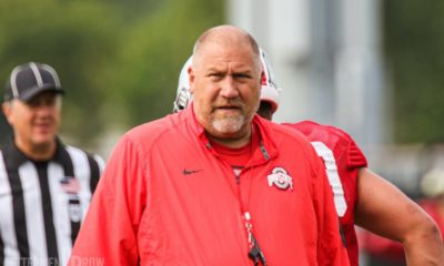 Greg Studrawa-Ohio State-Buckeyes-Ohio State football