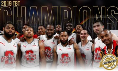 Ohio State basketball-The Basketball Tournament-Aaron Craft-David Lighty-William Buford