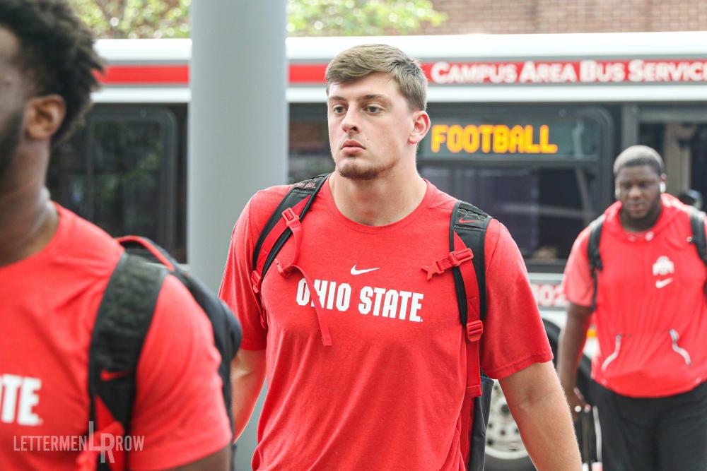 Noah Potter-Ohio State-Ohio State football-Buckeyes