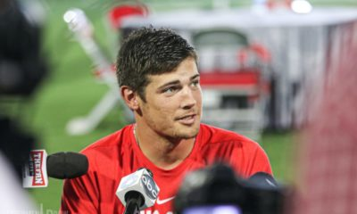 Gunnar Hoak-Ohio State football-Ohio State Buckeye-Ohio State-Buckeyes-quarterbacks-depth chart