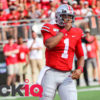 Justin Fields-Ohio State-Buckeyes-Ohio State football-buckiq