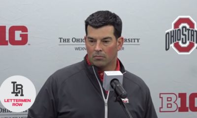 ryan day - ohio state- press conference