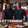 ohio state football-lettermen live-buckeyes