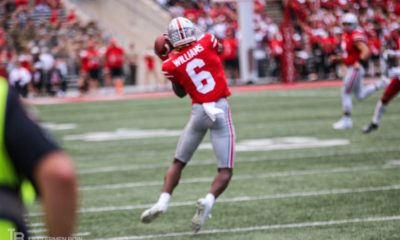 Jameson Williams-Ohio State-Ohio State Football-Ohio State Buckeyes