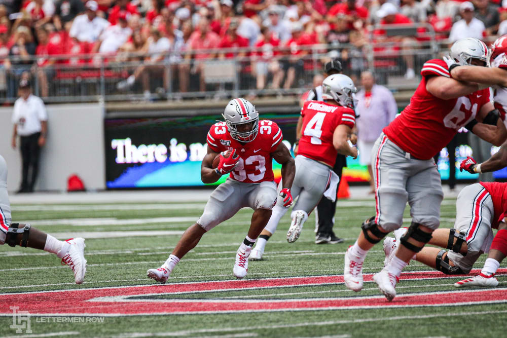 Ohio State What Spring Loss Of Master Teague Means For Buckeyes