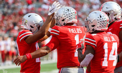 Ohio State-Buckeyes-Ohio State football-Justin Fields