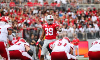 Malik Harrison-Ohio State-Ohio State football