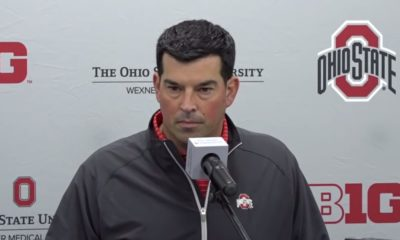 ryan day - ohio state football - press conference