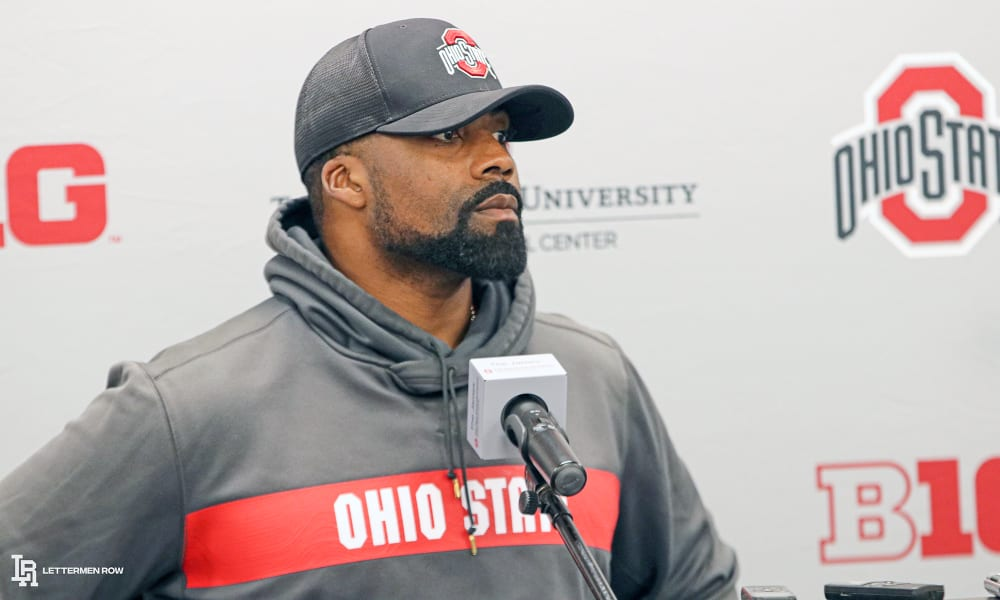Al Washington-Ohio State-Ohio State football-Buckeyes