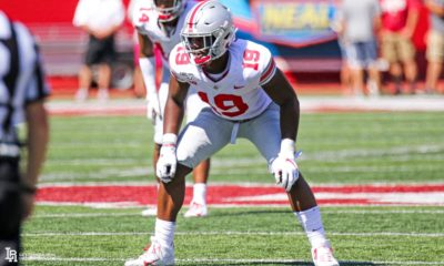 Dallas Gant-Ohio State-Ohio State football-buckeyes