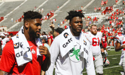 Tyreke Smith-Jonathon Cooper-Ohio State-Buckeyes-Ohio State football
