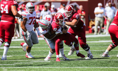 Tyler Friday-Ohio State-Buckeyes-Ohio State football