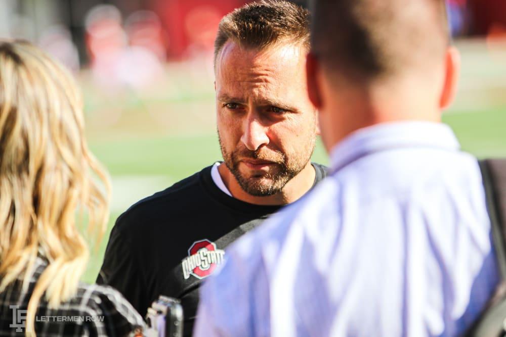 Jeff Hafley-Ohio State-Buckeyes-Ohio State football