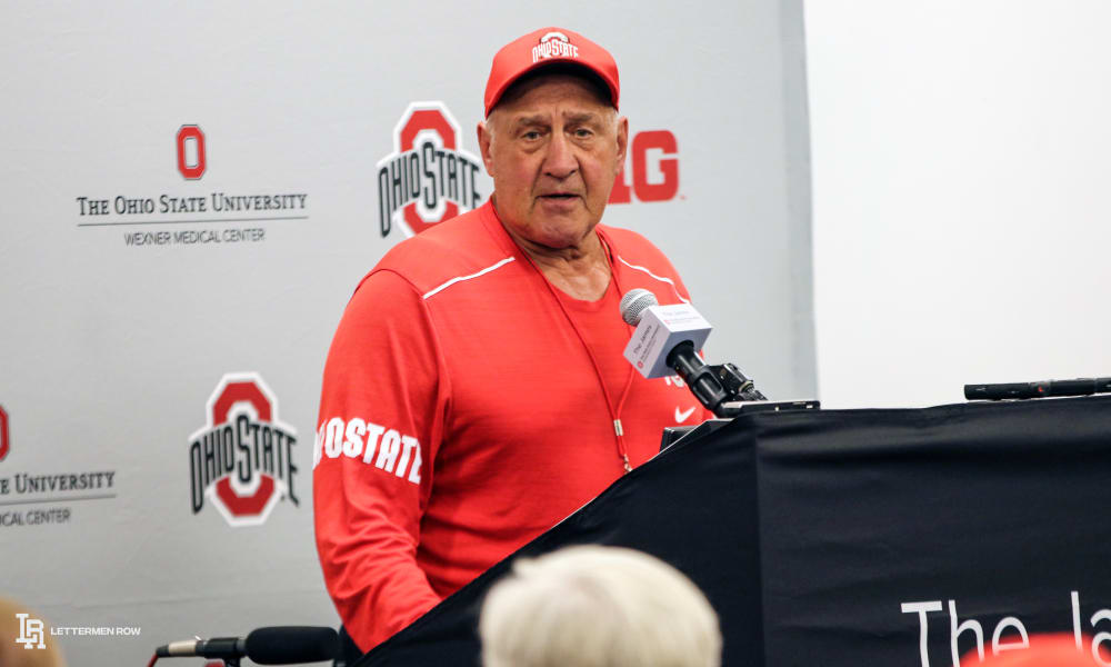 Greg Mattison-Ohio State-Buckeyes-Ohio State football