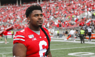 Ohio State-Taron Vincent-Buckeyes-Ohio State football
