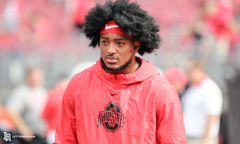Malik Harrison-Ohio State-Buckeyes-Ohio State football