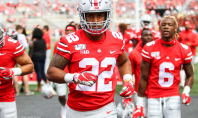 Steele Chambers-Ohio State-Buckeyes-Ohio State football