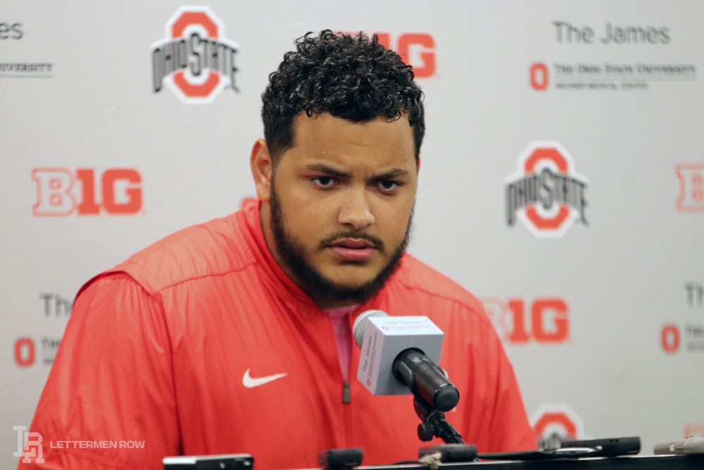 Jonah Jackson-Ohio State-Buckeyes-Ohio State football