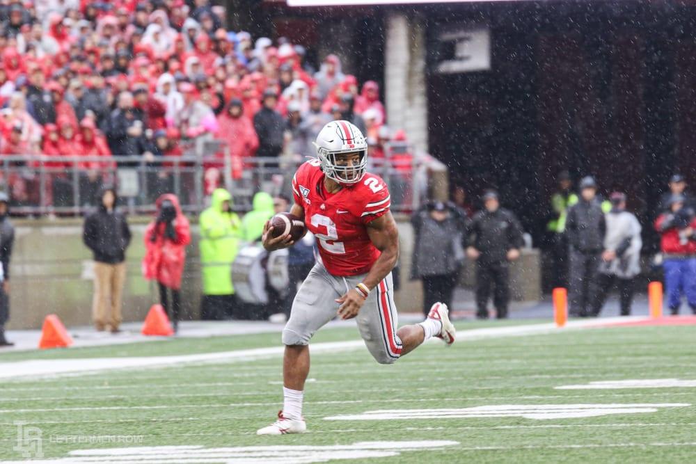 J.K. Dobbins-Ohio State-Ohio State football-buckeyes