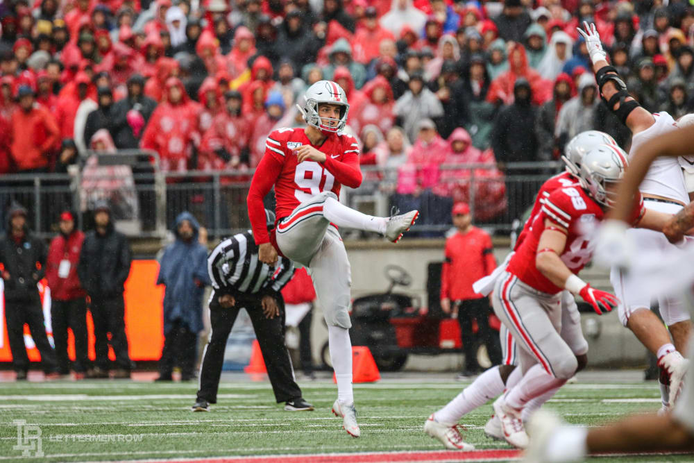 Drue Chrisman-Ohio State-Ohio State Buckeyes-Ohio State football