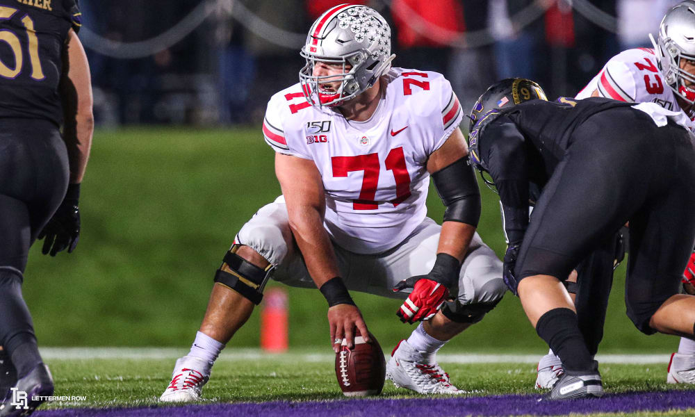 Ohio State: Josh Myers making it impossible to ignore his impact -- again