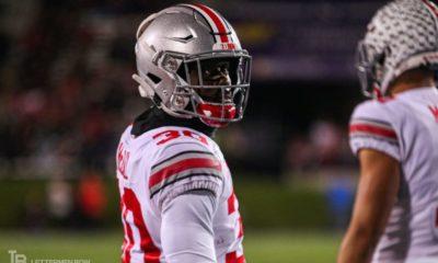 Demario McCall-Ohio State-Ohio State football-Ohio State buckeyes