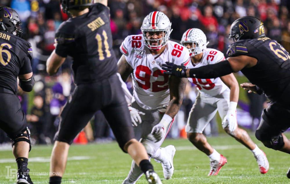 Haskell Garrett-Ohio State-Ohio State football-Ohio State buckeyes