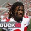Shaun Wade-Ohio State-Ohio State Buckeyes-Ohio State Football