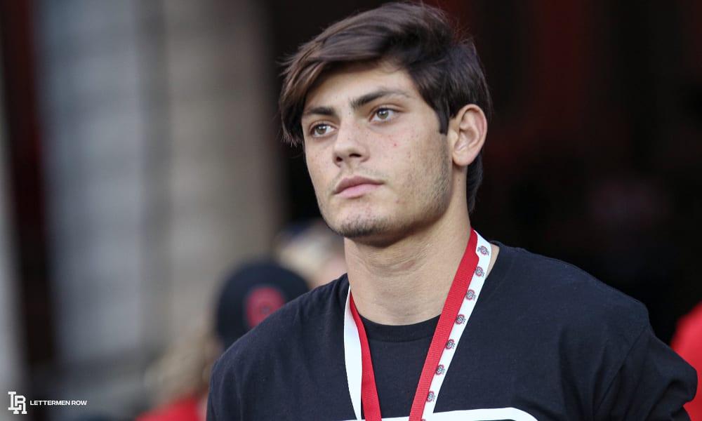 Troy Stellato-Troy Stellato ohio state-Troy Stellato football-Troy Stellato receiver-Troy Stellato florida