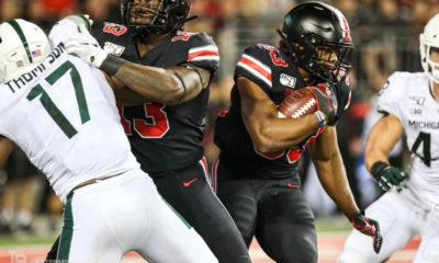 Master Teague-Ohio State-Ohio State football-Ohio State Buckeyes