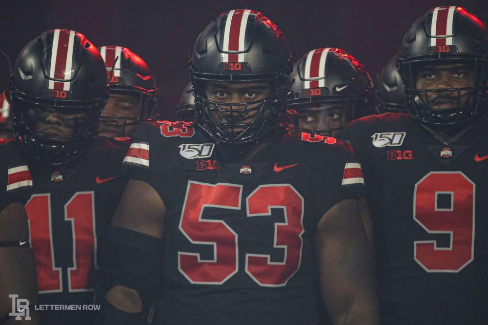 Davon Hamilton-Ohio State-Buckeyes-Ohio State football