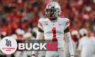 Jeff Okudah-Ohio State-Ohio State Buckeyes-Ohio State Football