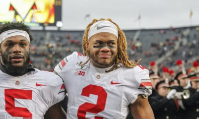 Chase Young-Ohio State-Ohio State football-Buckeyes