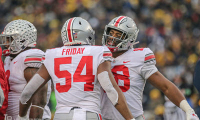Tyler Friday-Ohio State-Ohio State football-Buckeyes