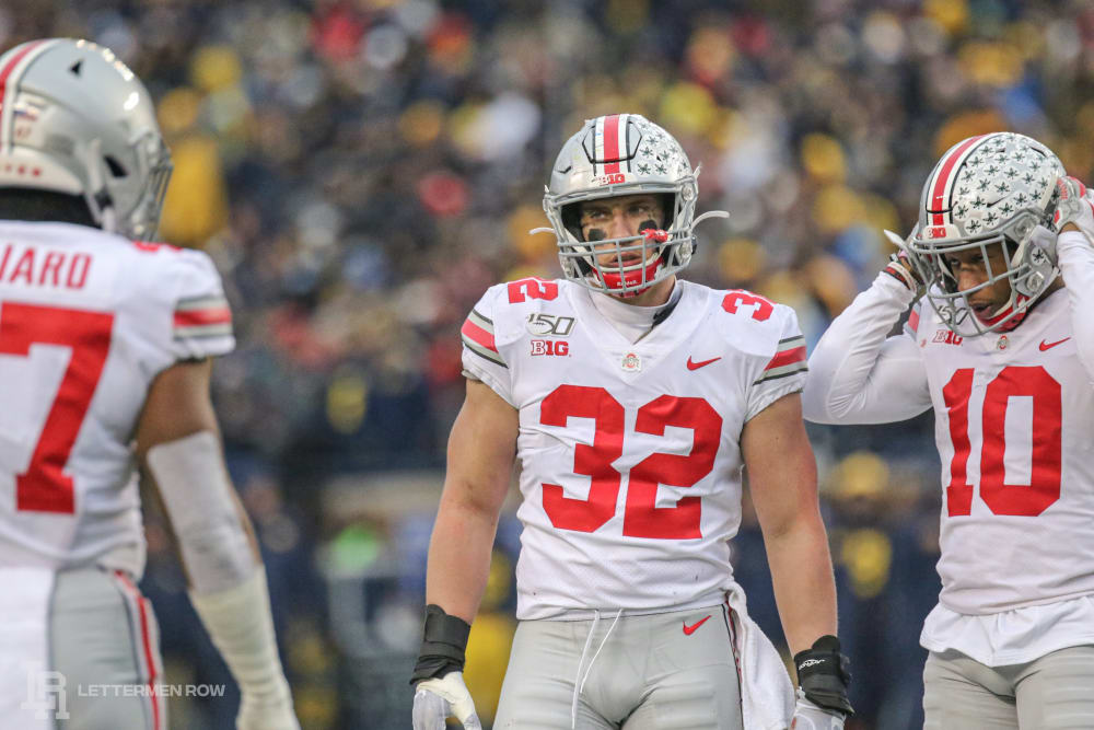 Ohio State: Proven captain Tuf Borland leading in offseason for Buckeyes