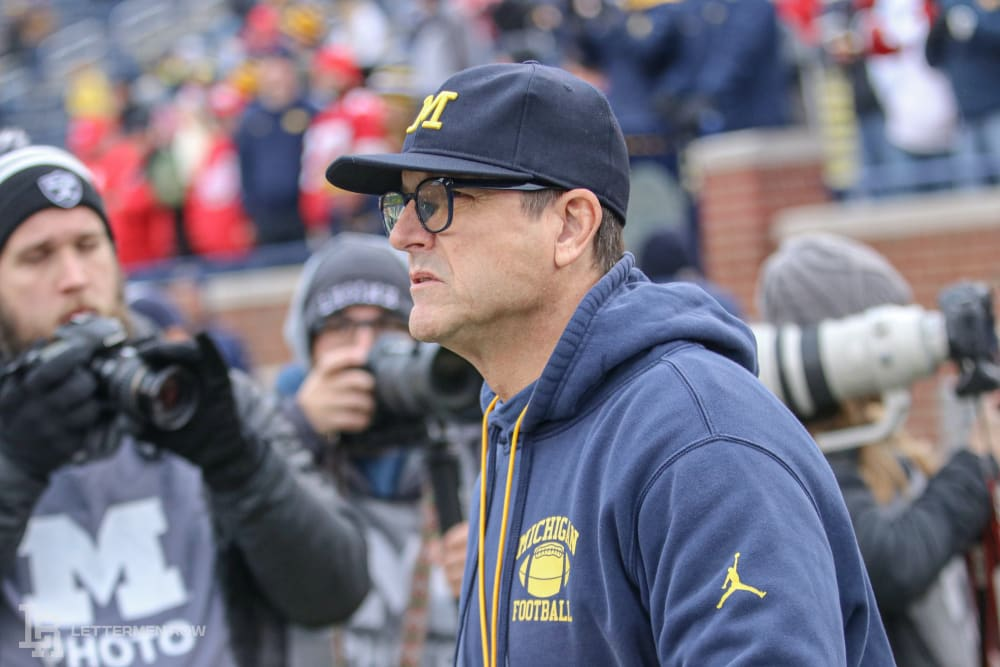 Jim Harbaugh-Michigan-Michigan Wolverines-Michigan football