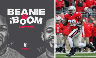 beanie and the boom podcast - ohio State michigan