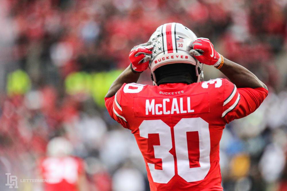 Demario McCall-Ohio State-Ohio State football-Buckeyes