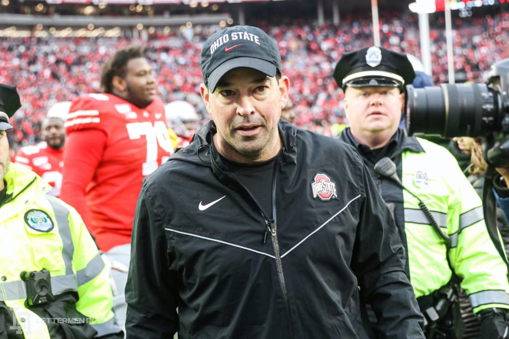 Ryan Day-Ohio State-Ohio State football-Buckeyes