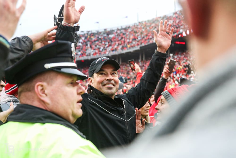 ryan day-ohio state-buckeyes