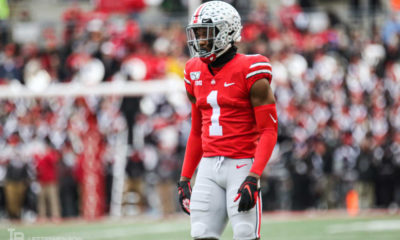Jeff Okudah-Ohio State-Ohio State football-Buckeyes