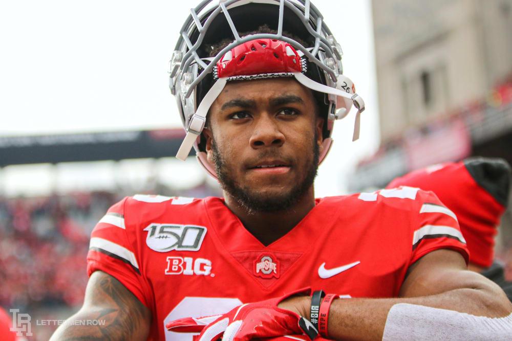Cameron Brown-Ohio State-Buckeyes-Ohio State football