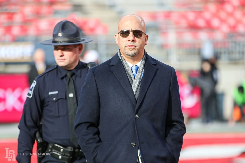 James Franklin-Penn State-Nittany Lions