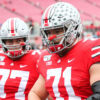 Harry Miller-Josh Myers-Ohio State-Buckeyes-Ohio State football