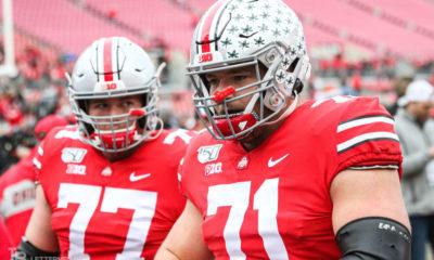 Harry Miller-Josh Myers-Ohio State-Buckeyes-Ohio State football