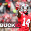 K.J. Hill-Ohio State-Ohio State football-Buckeyes