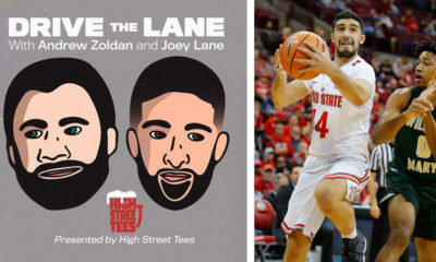 Drive The Lane-Joey-Lane-Ohio State-Ohio State basketball-buckeyes