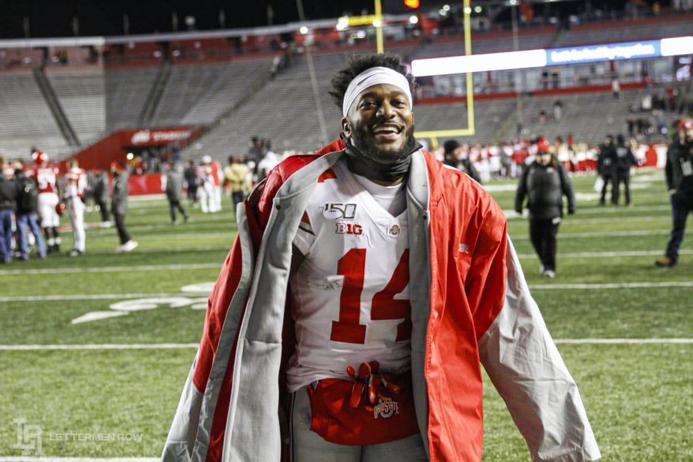 K.J. Hill-Ohio State-Buckeyes-Ohio State football